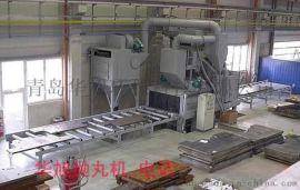 青岛厂家生产大型钢管除锈机、防腐设备价格低