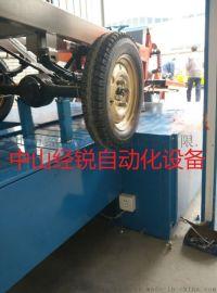广东电动三轮车装配线流水线厂家