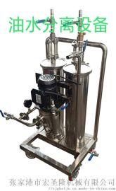 小型油水分离装置、污水处理设备