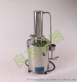不锈钢电热蒸馏水器蒸馏水机