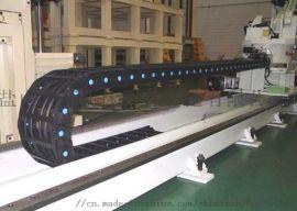 华蒴直销各种拖链、工程塑料拖链、桥式塑料拖链等