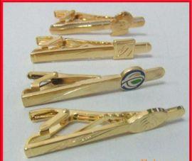专业生产各种款式领带夹,金属高档领带夹,镶钻领带夹