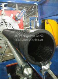 DN600克拉管,HDPE缠绕增强管,十  拉
