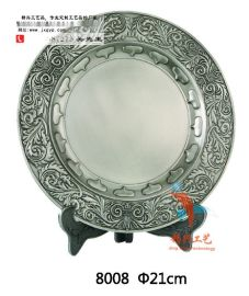 哪里有金属纪念盘 广州金属奖盘 周年庆典礼品 商务礼品