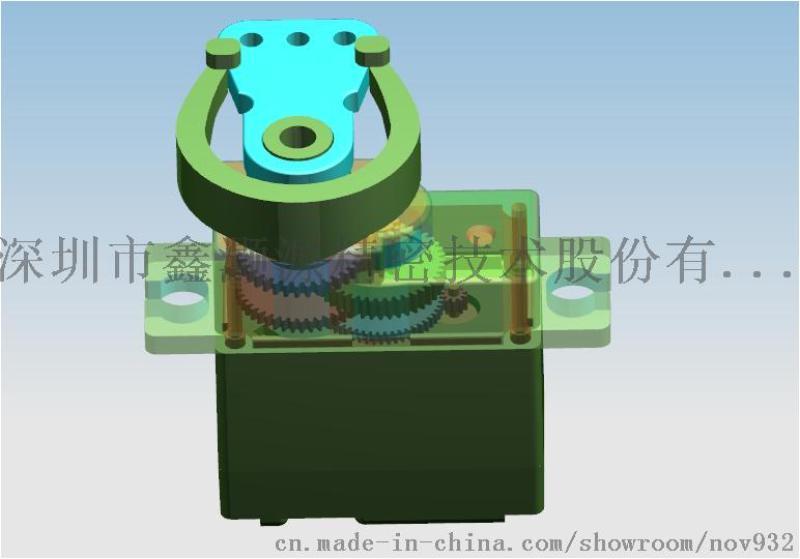 精密减速器微型减速器_定制静音齿轮减速器