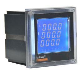 安科瑞PZ96L-E4液晶多功能电度表电能表