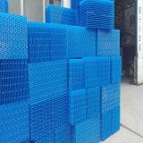 逆流式冷却塔大点波填料 PVC蓝色点波填料