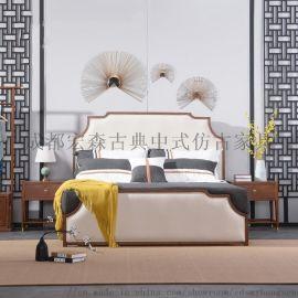 成都中式酒店家具 酒吧家具 咖啡店家具 新中式家具