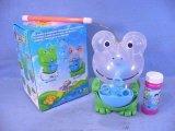 电动吹泡泡透明青蛙(SP015746)