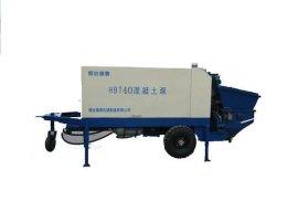 混凝土泵(HBT40)