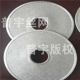 滤片厂家直销直径55圆形包边滤片不锈钢包边过滤网