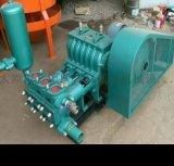 西藏那曲地区2TGZ-60/210型注浆泵BW泥浆泵活塞式灰浆机厂家