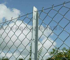 河源镀锌勾花网免焊围网安装便简耐用厂家供应