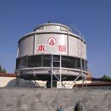 淮安冷卻塔廠家直供 175T圓形逆流玻璃鋼冷卻塔 物美價廉優質
