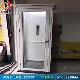 家用电梯小型别墅二三层复式阁楼室内升降机残疾人老年人  起升