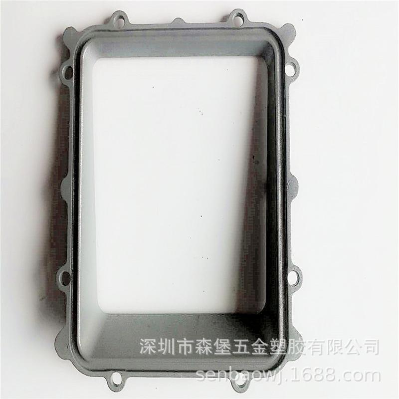廠家壓鑄高檔鋁合金各類設備外殼 配件 零件 外殼 成品