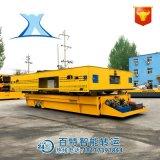 工业模具搬运轨道平板车 无线遥控电动有轨平车智能搬运车定制