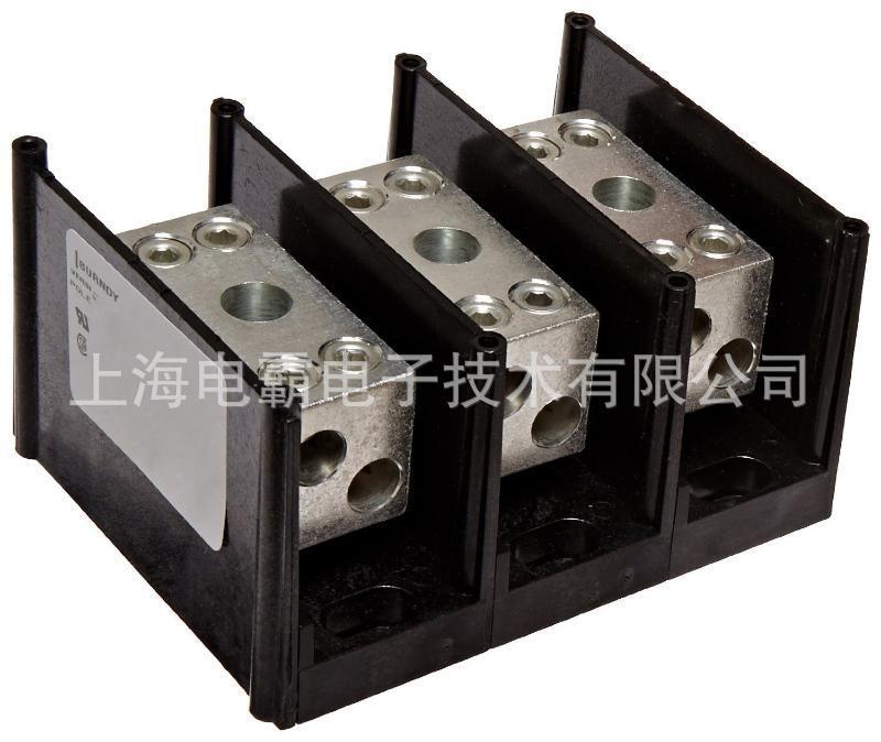POWER DISTRIBUTION BLOCKS UL接線盒 VERSIPOLE-600V
