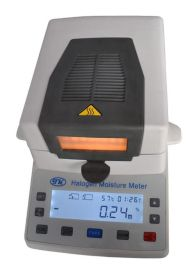 卤素水分测定仪 月饼馅料水分仪 食品原料水分计XY-105W