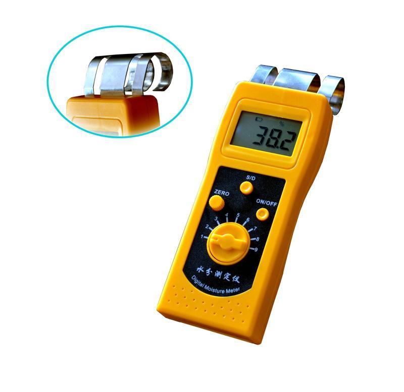 服装纺织水分测定仪,织物水分测定仪DM200T