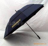 防風高爾夫傘 雙層傘面強防風設計  汽車地產行業專配