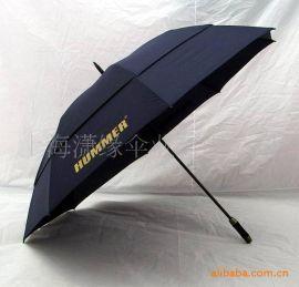 防风高尔夫伞 双层伞面强防风设计  汽车地产行业专配