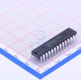 微芯/PIC18F2525-I/SP原裝正品