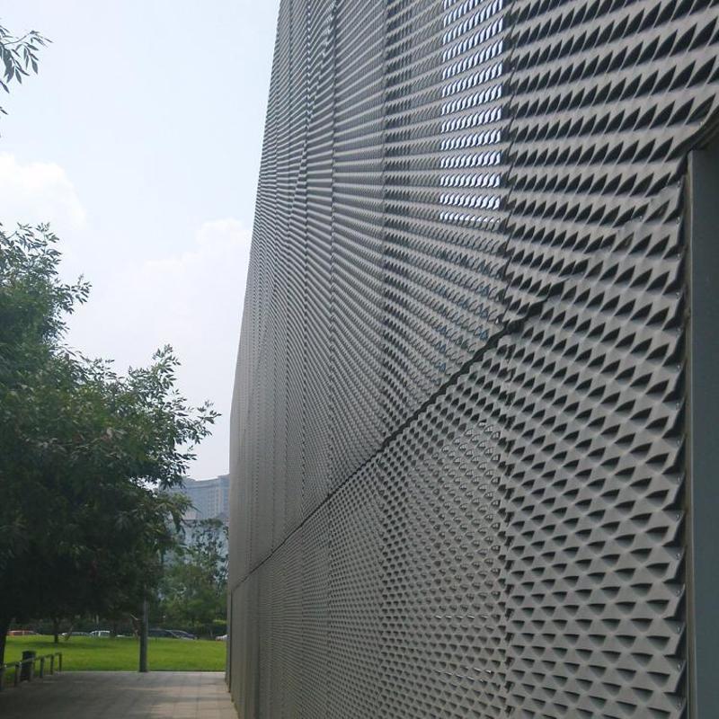 金屬裝飾網 幕牆裝飾網 幕牆網