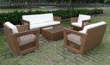 定制仿藤沙发, 编藤家具 ,花园家具(AC-RF0615)