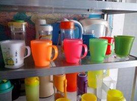塑料口杯, 水杯模具【自己质量有保证】