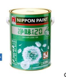 Nippon立邦淨味120竹炭五合一 c5L