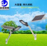 LED分体式太阳能路灯农村一体化路灯小区挑臂灯