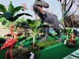 恐龍展會租賃恐龍模型展示模擬動態恐龍模型租賃出租