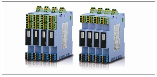 廈門宇電熱電阻輸入隔離安全柵YD5082/變送器