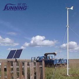 广州尚能提供高速公路风光互补监控供电系统设计方案