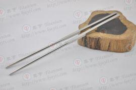 中式钛筷子,钛圆筷,钛方筷