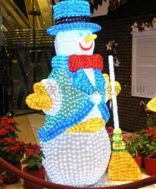 LED圣诞造型灯 节日LED装饰灯 LED图案灯 小动物圣诞老人雪人