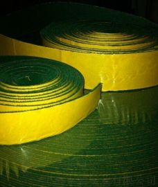 绿绒包辊带背胶千始现货