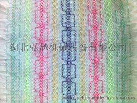 工业特种缝纫机多针司马克拉橡筋设备宇箭牌50针多针机价格