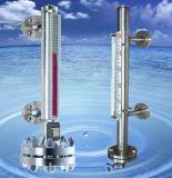 磁翻板液位計防腐,耐高溫,就地顯示帶遠傳輸出功能。