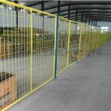 框架車間隔離防護網/庫房隔離圍欄