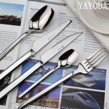 德國騎士不鏽鋼刀叉套裝西餐食具 牛排刀叉兩件套2 刀叉勺三件套