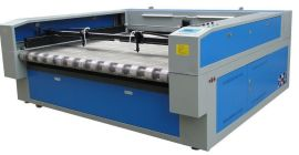 上海厂家直销HL-1610F自动分头、自动送料激光切割机