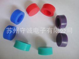 厂家大量供应减震硅胶垫片 防滑硅胶制品 耐高温胶塞 耐压橡胶套