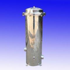 成都过滤器厂家直销 不锈钢袋式过滤机 价格 制药厂专用过滤器
