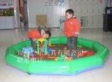 山西省原平市儿童玩具沙滩池充气池子