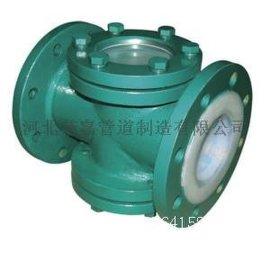 厂家直供 管道视镜、直通视镜、法兰视镜、玻璃管视镜、三通视镜 河北生产厂家