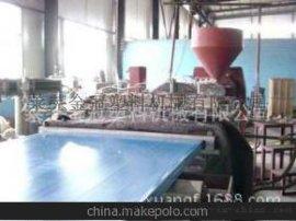 莱芜金冠塑机500-800mm超高分子聚乙烯板材挤出机及模具
