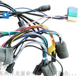 汽车导航、座椅、音响、喇叭、功放线束, 祥龙嘉业厂家直销