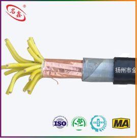 名鑫MKVVP2-22煤矿用聚氯乙烯绝缘聚氯乙烯护套铜带屏蔽钢带铠装控制电缆 矿用电缆 安标认证 铠装电缆